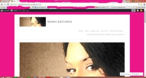Barbie Bastarda blog ev
